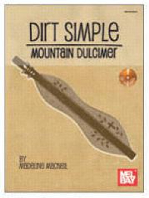 Dirt Simple Autoharp: Book/CD Set