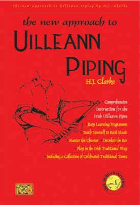A New Approach to Uilleann Piping with CD