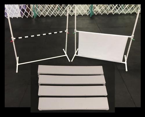 4' TNT Jump Set