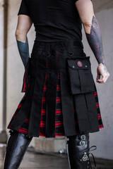 Versatta Warlord Hybrid Tartan Kilt