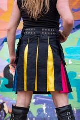 Versatta Pan Pride Hybrid Kilt