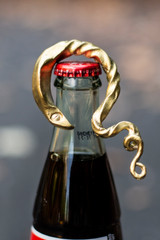 Cobra Bottle Opener