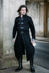 Shown with Monolith Boots and Havok Jeans.