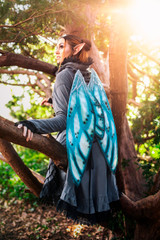 Faerie Guard Wings