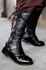 Elderwood Boots