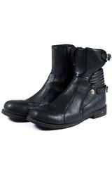 Pathfinder Boots - Black - Men's 13/EU 47 - Used