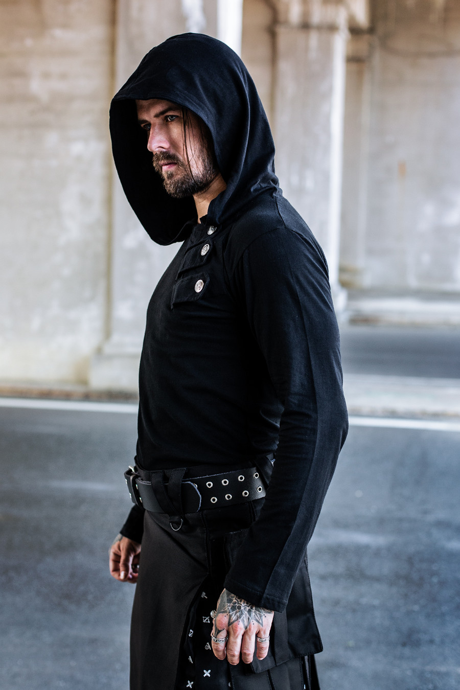 Death Knight Long Shirt