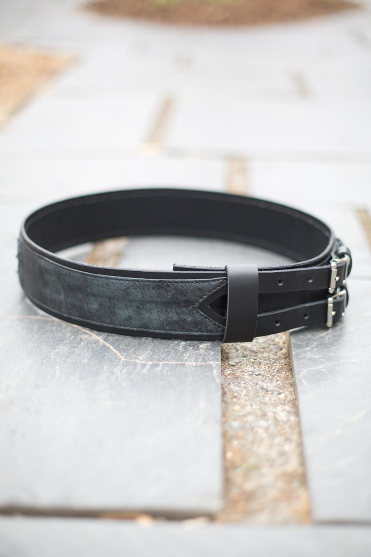 Double Down Kilt Belt