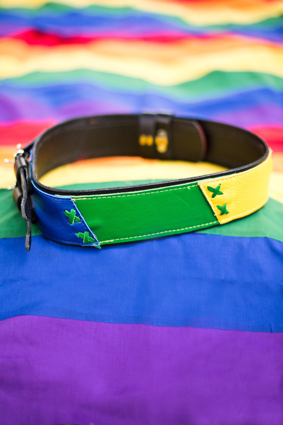 Double Down Kilt Belt
