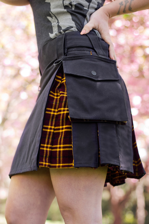 Women's Versatta Mini Hybrid Kilt
