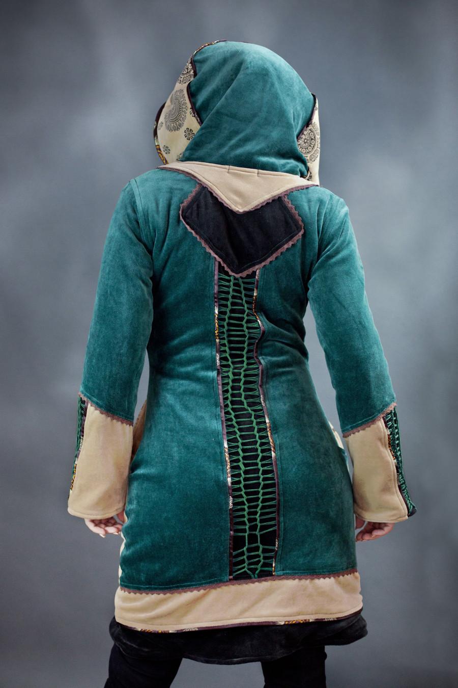 Mandaluna Coat