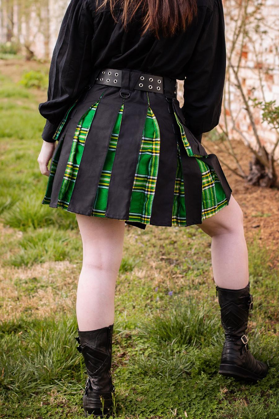 Versatta Dubliner Hybrid Tartan Kilt
