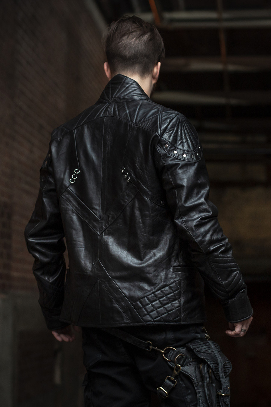 Maximus Leather Jacket