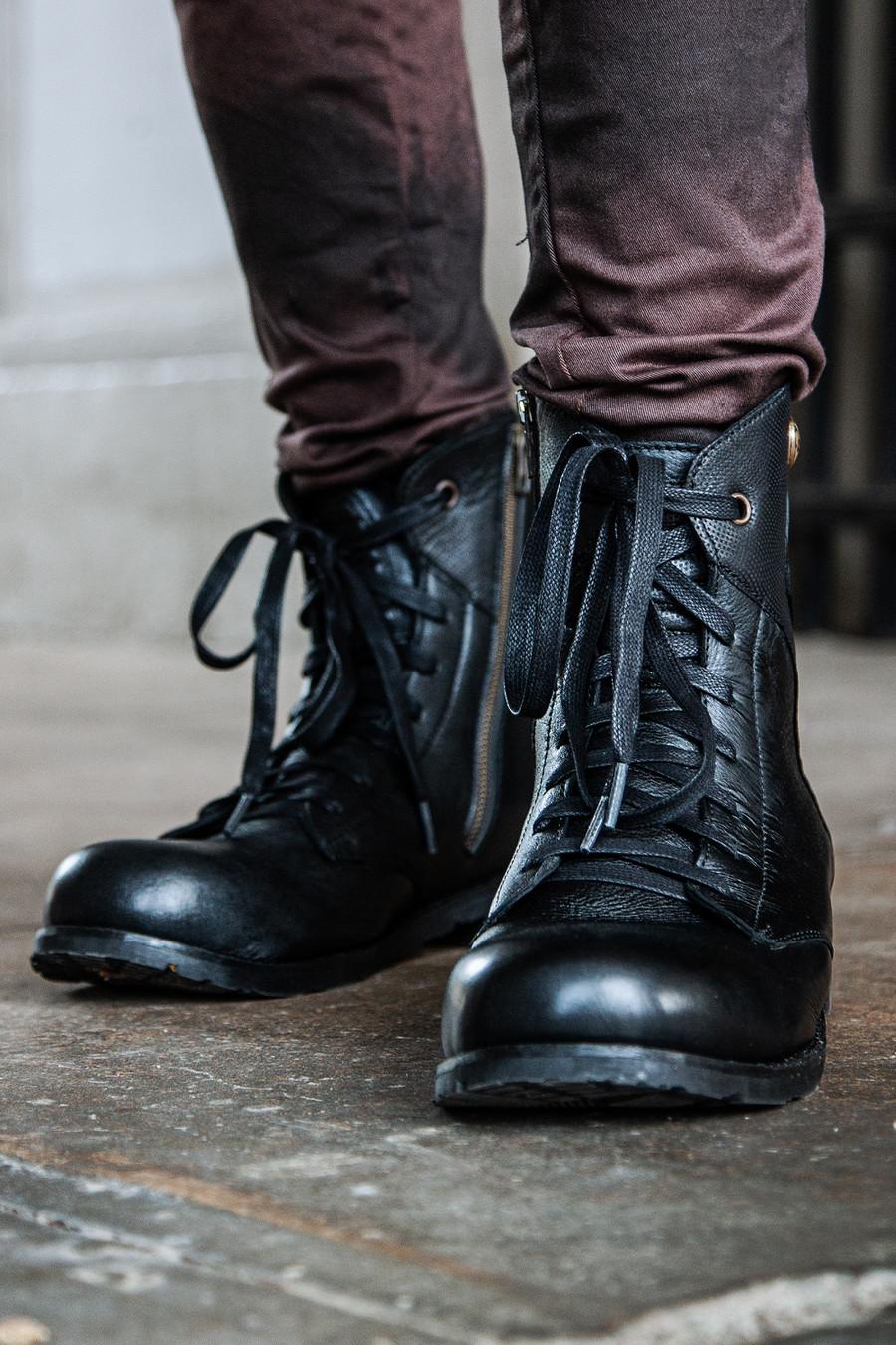 V-Combat Boots