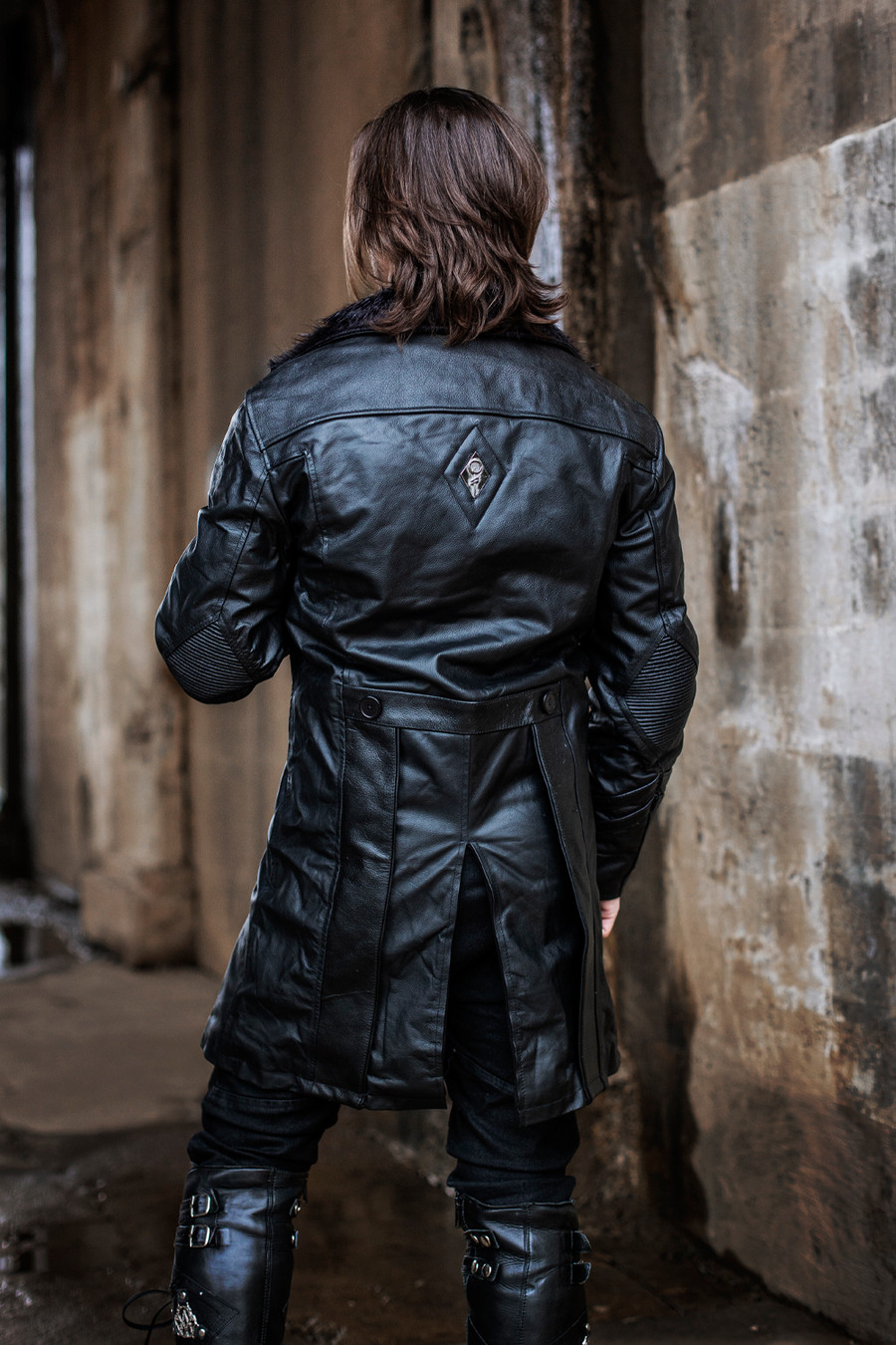 Men's Warlock Coat