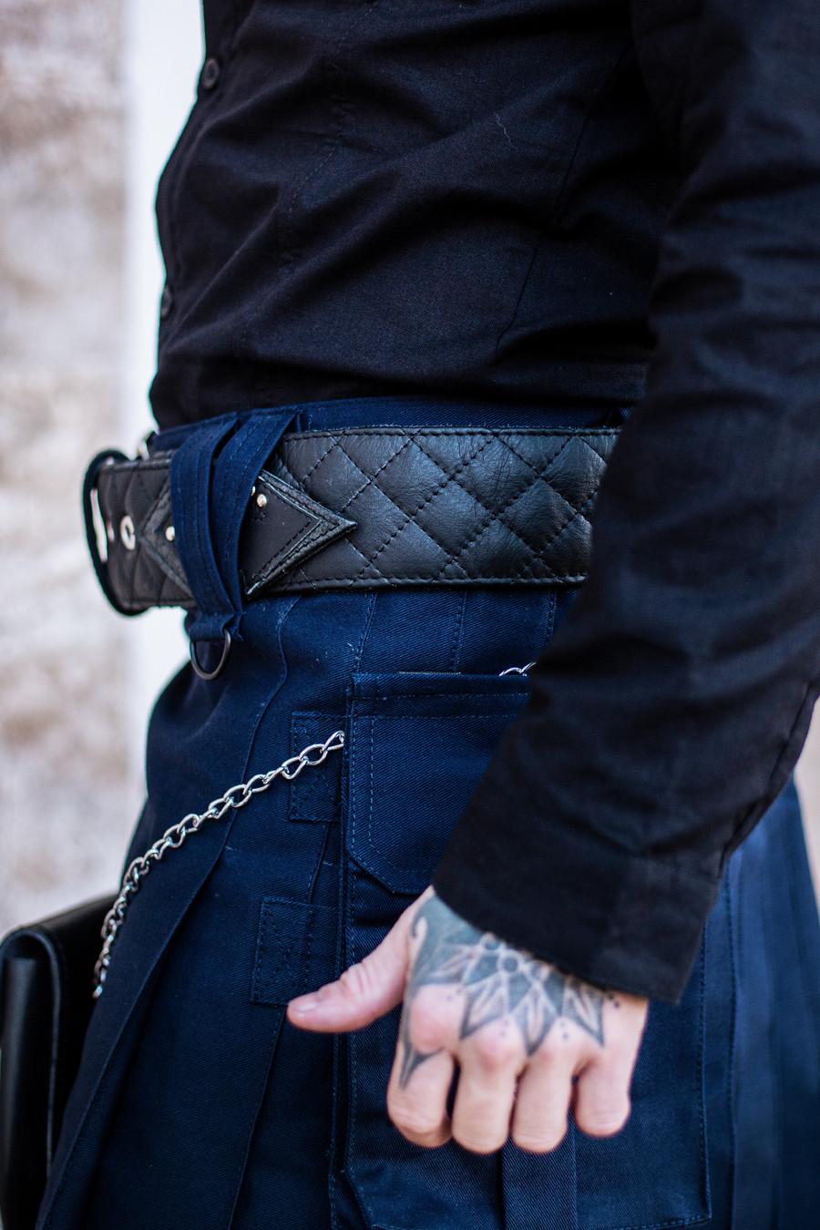 Myrmidon Kilt Belt