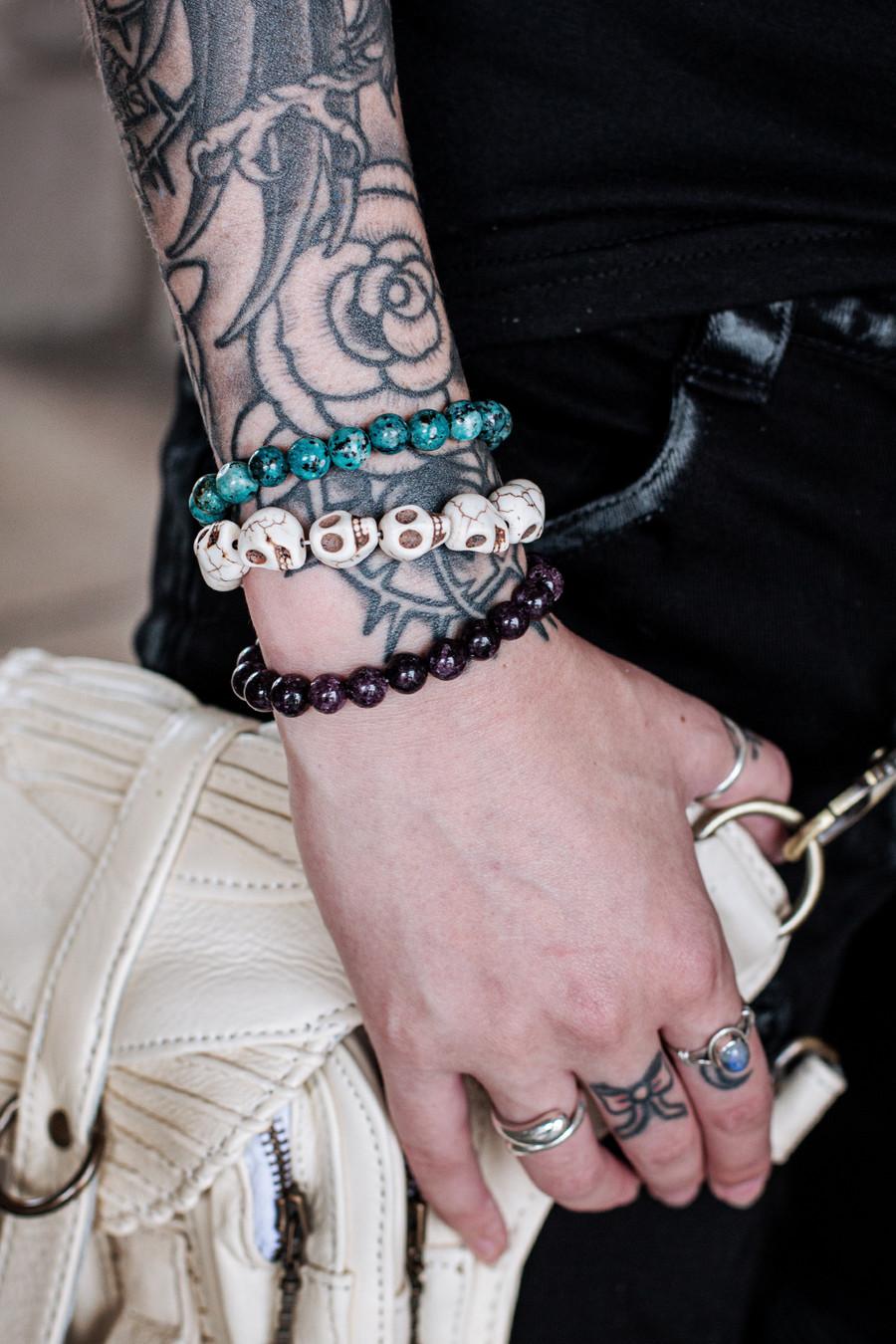 Oracle Beaded Bracelet