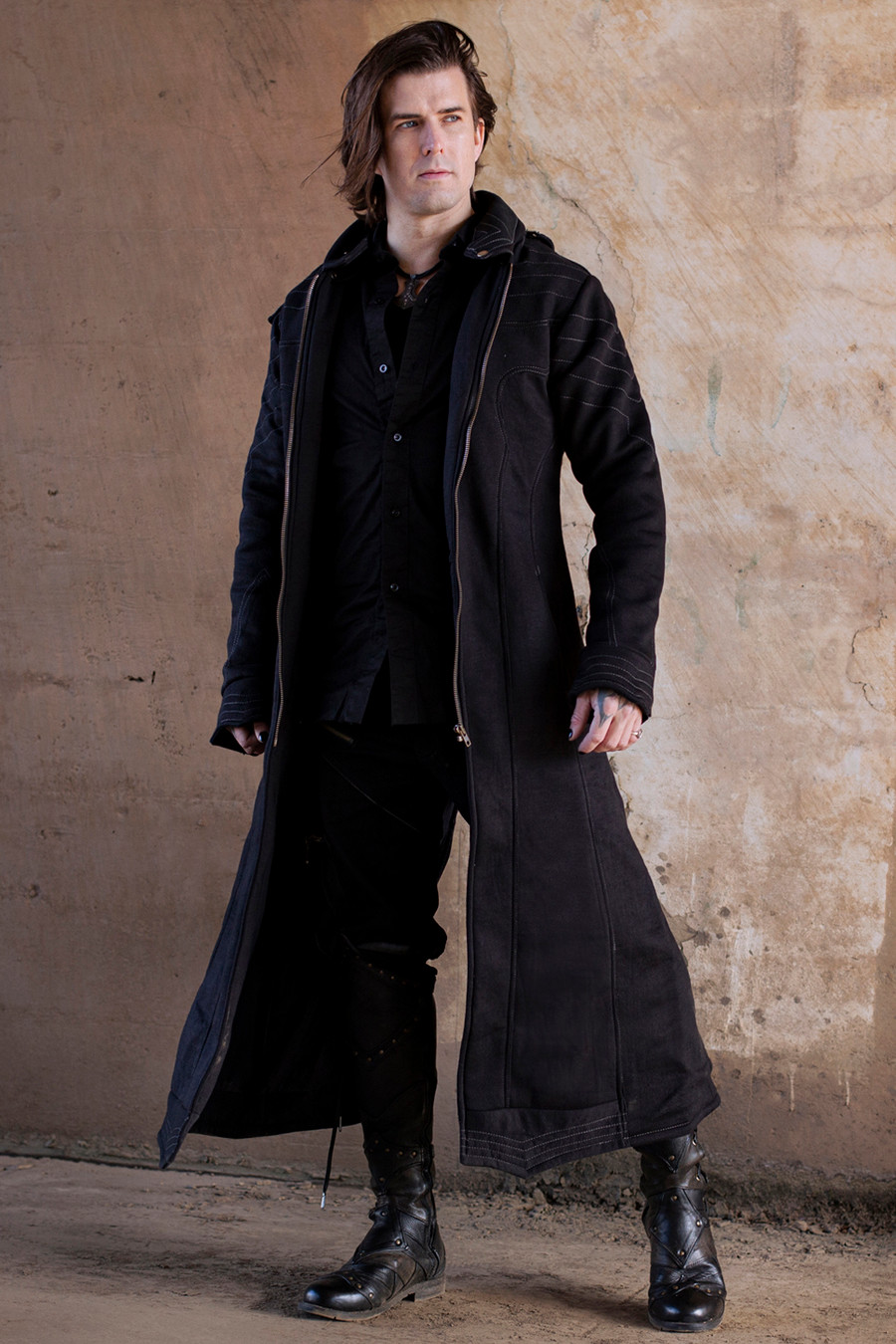 Skyfall Long Coat