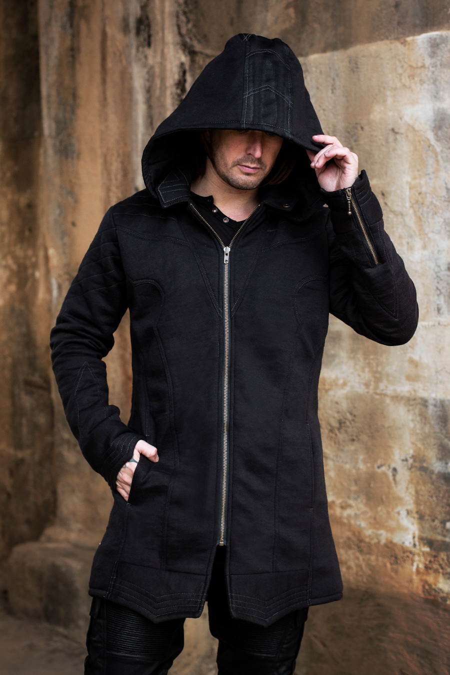 Skyfall Coat