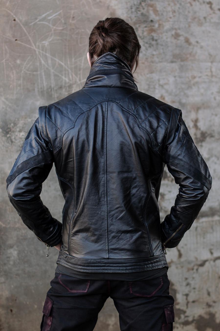 Deadlands Moto Jacket