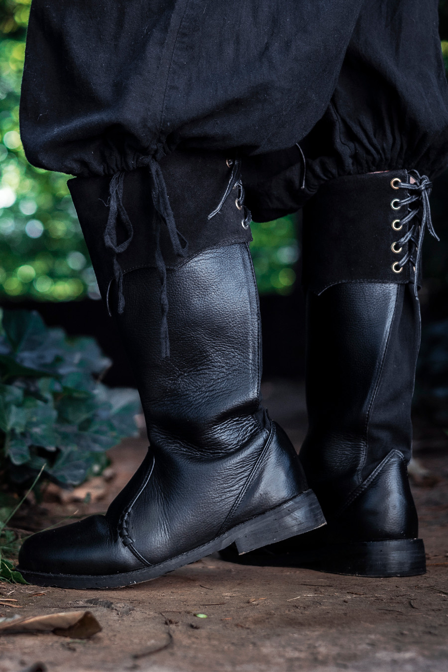 Blacktide Pirate Boots
