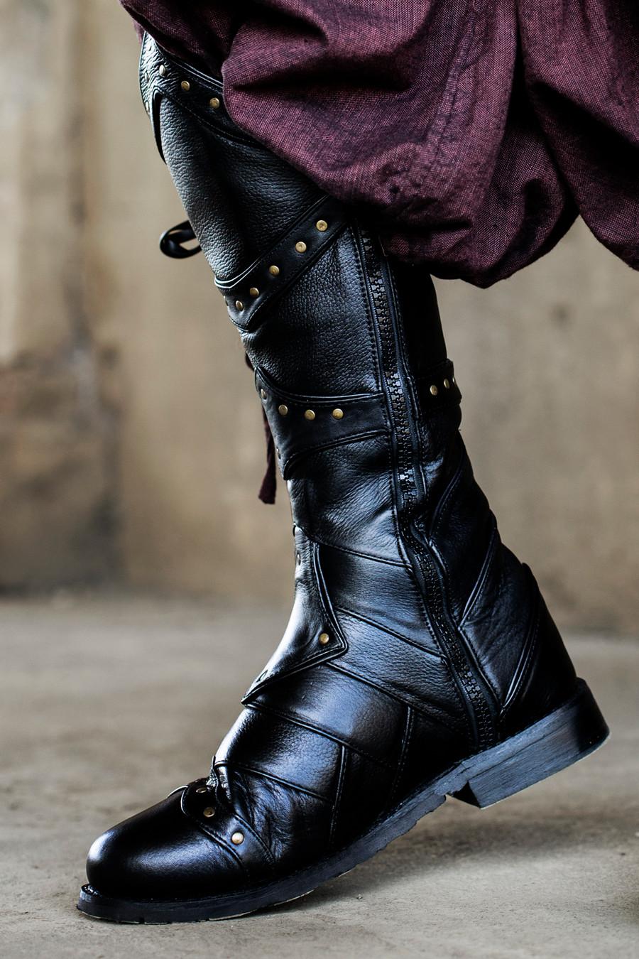 Elderwood Boots
