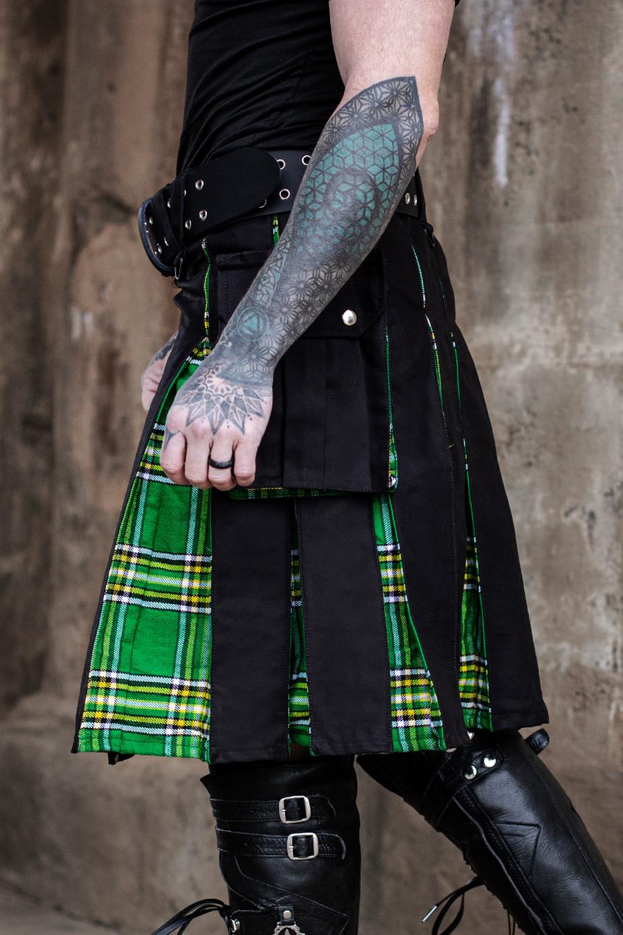 Versatta Irish Kiss Hybrid Kilt