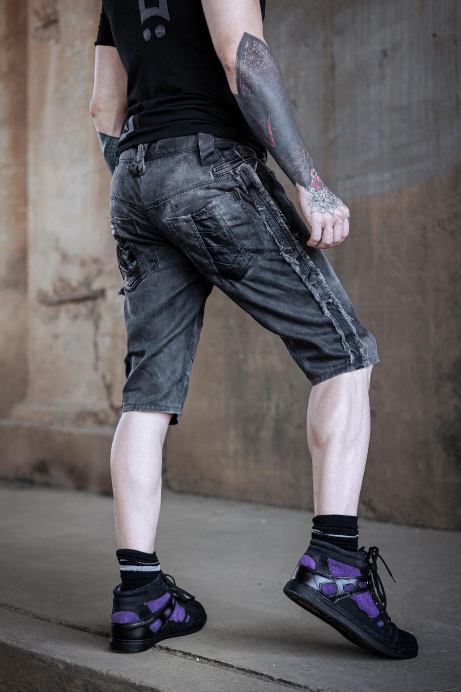 Deadlands Stretch-Fit Shorts