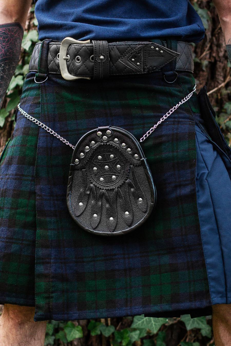Celtic Studded Sporran