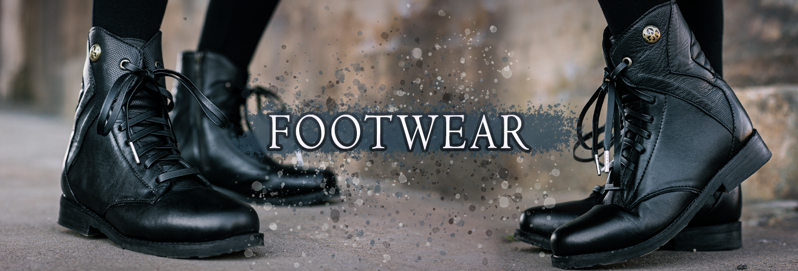 Verillas Footwear - Leather Boots, Shoes, and Sneakers - V-Combat Boots
