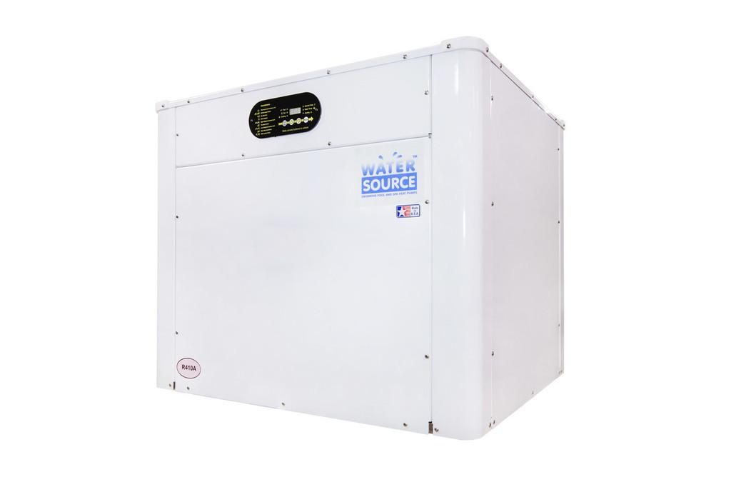 Watersource heat pump