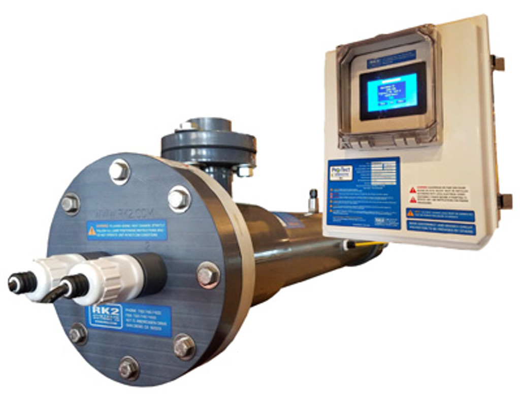 Protect UV unit and controller