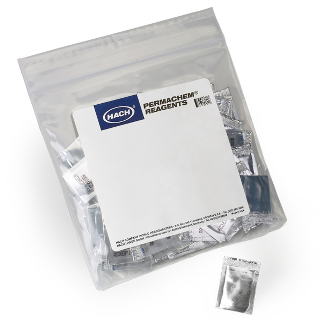NitriVer 3 Nitrite Reagent - 10 mL sample, pk/100, Powder Pillows - 2107169