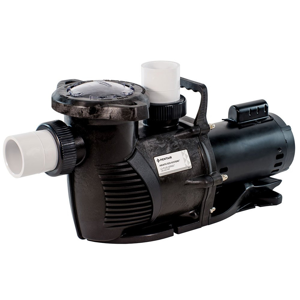 L3 Pump shown from the front.