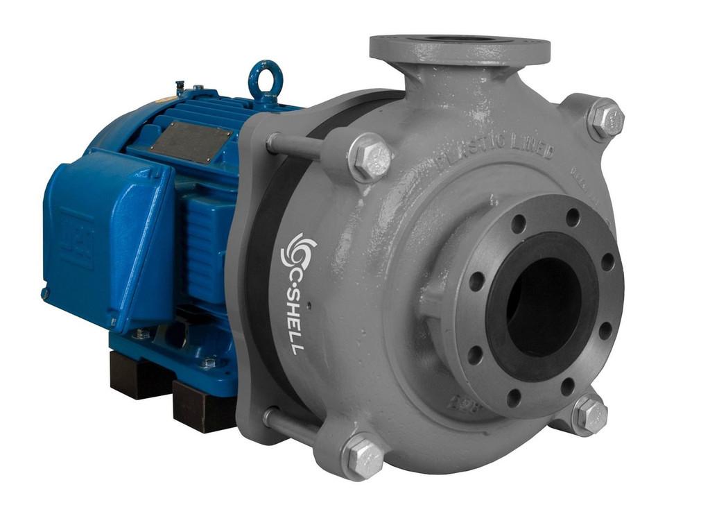 Cshell Pump