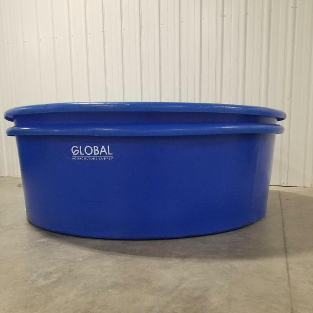 650 gallon used poly tank