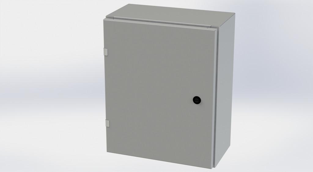 EL Electrical Controls Enclosure