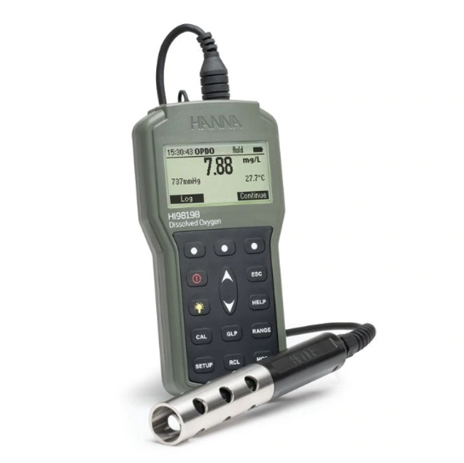 Product Spotlight: Hanna Optical Dissolved Oxygen Meter