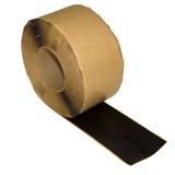 """Seaming tape shown in a roll with 6"""" rolled out."""