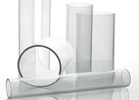 Clear PVC Pipe