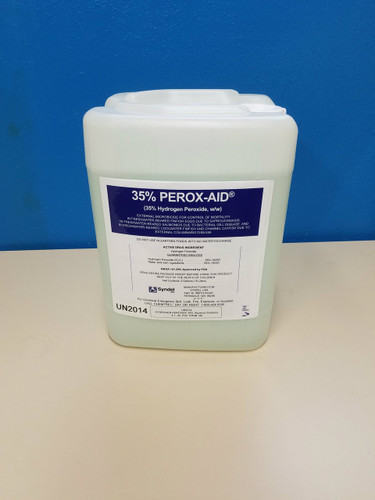 5 Gallon Carboy of Perox-Aid