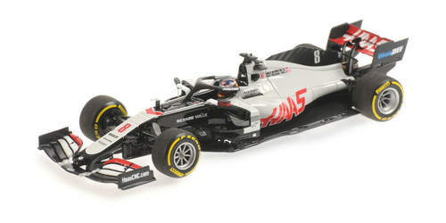 Romain Grojean 2020 Haas F1 Team VF-20 1:43