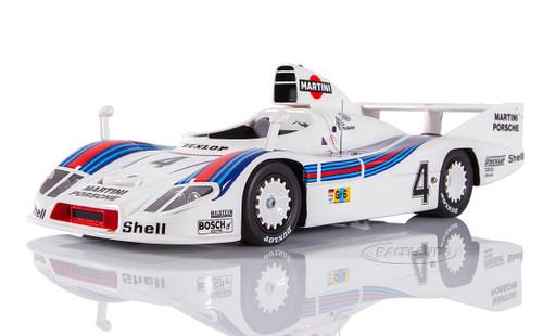 """Porsche 936  #4 'Martini"""" 1977 Le Mans Winner 1:18"""