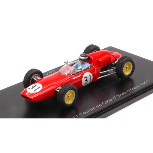Jim Clark  1962 Lotus 21 1:43 By Spark
