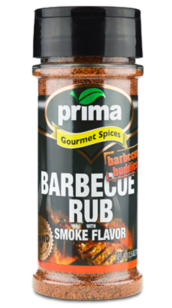 Barbecue Rub with Smoked Flavor