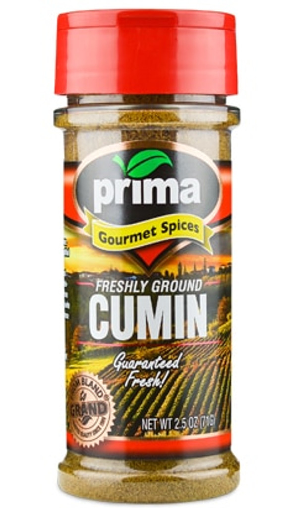 Cumin, Ground