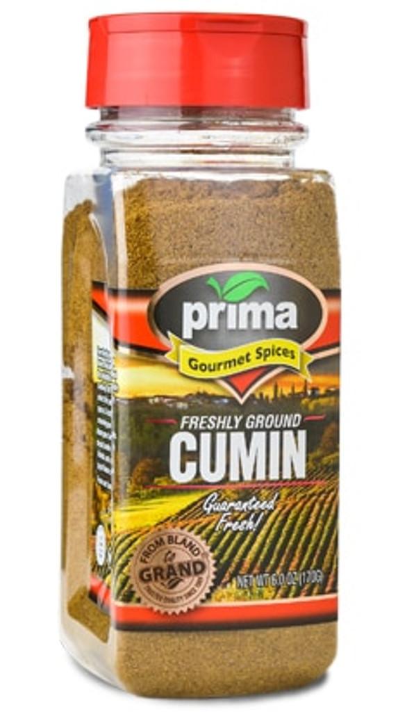Cumin, Ground