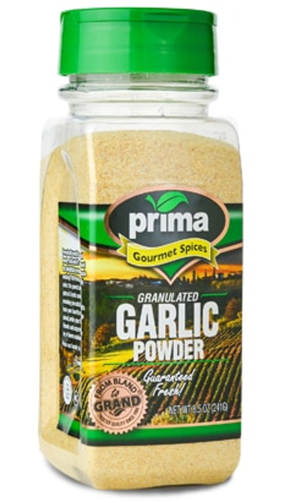 Garlic Powder, Domestic, Granulated