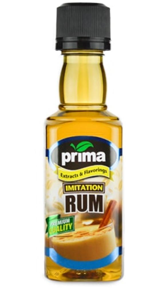 Imitation Rum Extract