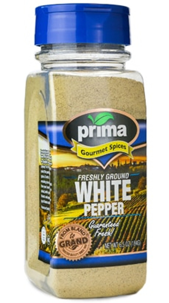 White Pepper, Ground